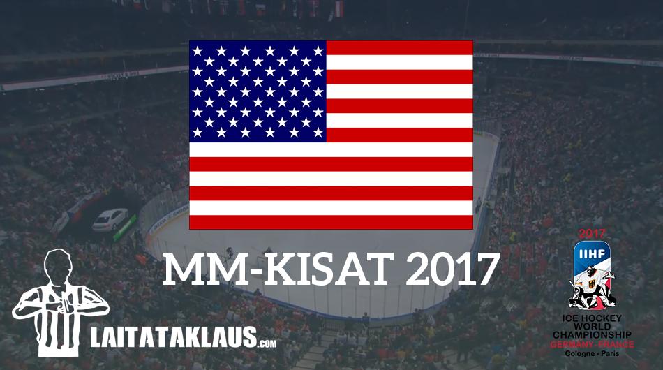 USA MM-kisat 2017 - Laitataklaus