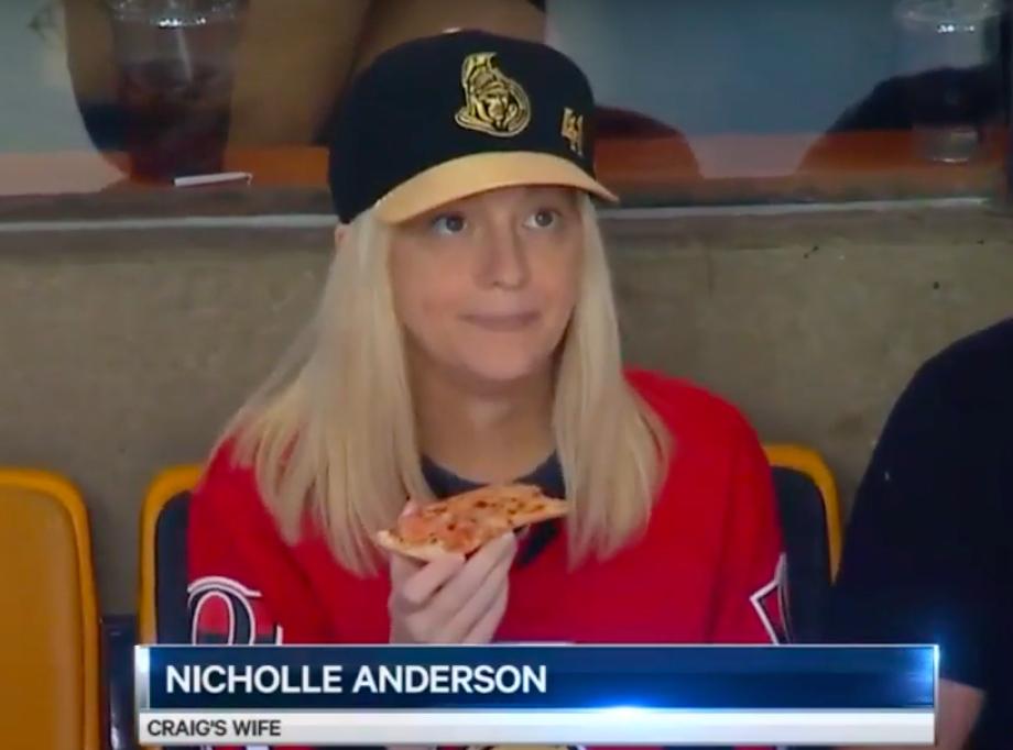 Video: Craig Andersonin syöpää sairastava vaimo yllätti miehensä ratkaisevassa Boston-pelissä | Laitataklaus.com