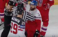Video: Radko Gudas pudotti nyrkillään seurakaveri Claude Girouxin