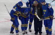 Video: NHL-vahvistus Elias Lindholm loukkaantui – törkeä viikateisku polvitaipeeseen
