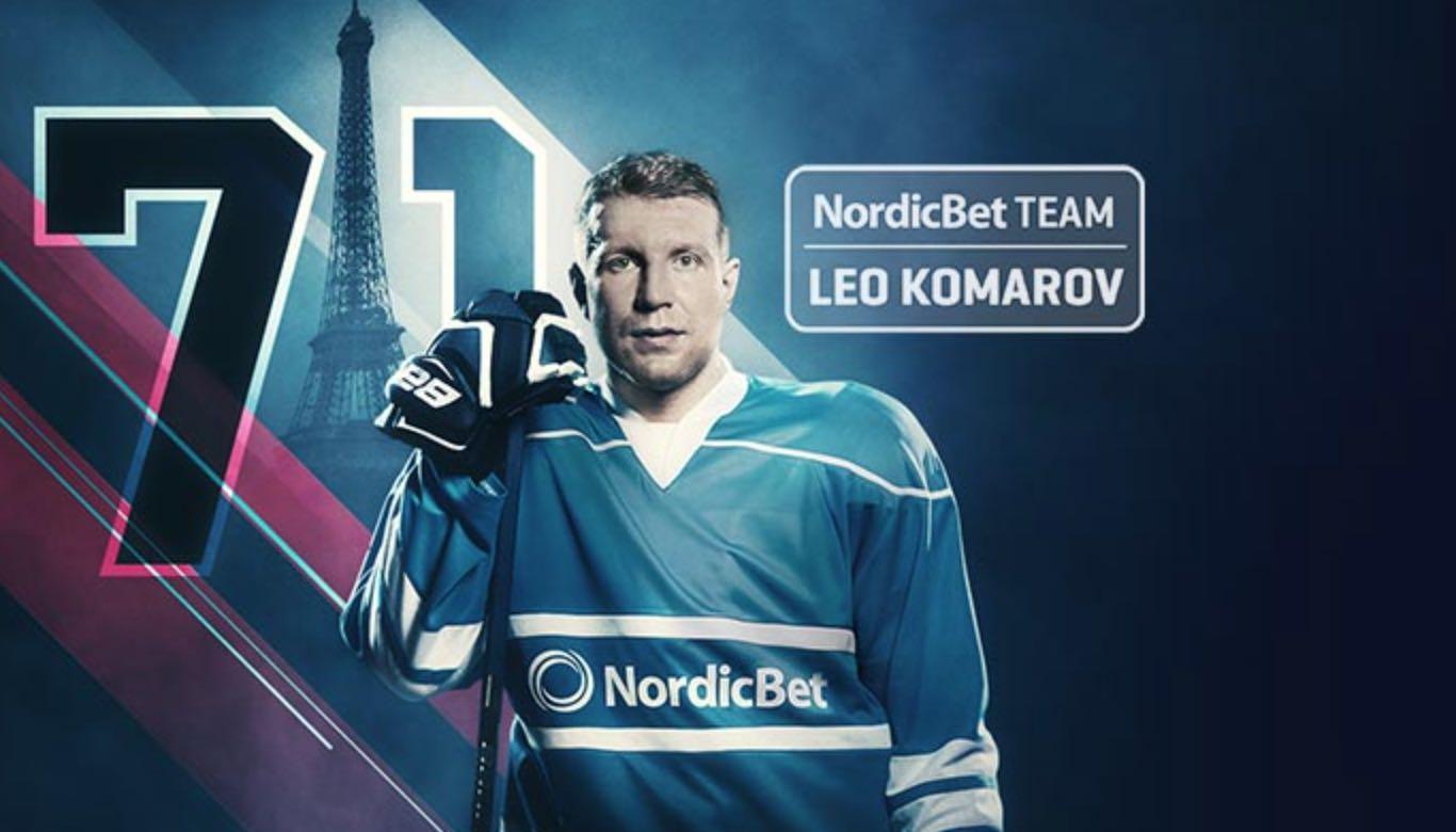 NordicBet Suomen MM-kisat / Laitataklaus.com