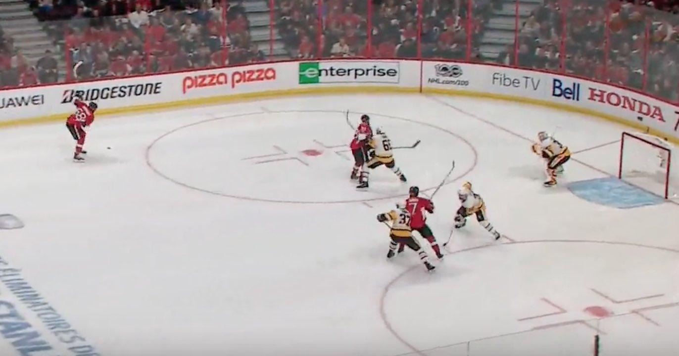 Ottawa NHL Pittsburgh / Laitataklaus.com