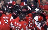 Video: Ottawa on voiton päässä jatkopaikasta – Kyle Turris kaatoi Rangersin jatkoajalla
