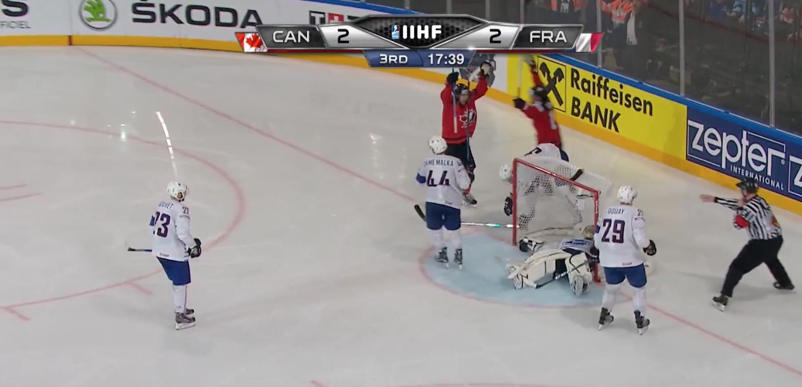 Ranskan MM-kisat Kanada / Laitataklaus.com