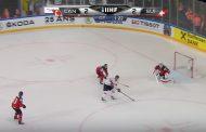 Video: Sveitsi nousi uskomattomaan voittoon Kanadaa vastaan