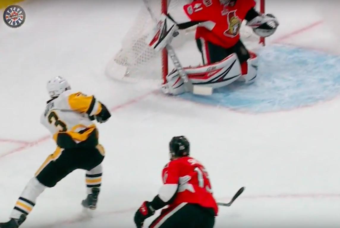 Video: Penguins voitti - Määtälle uran ensimmäinen pudotuspelimaali | Laitataklaus.com