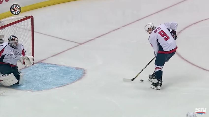 dmitri orlov Washington Capitals NHL / Laitataklaus.com