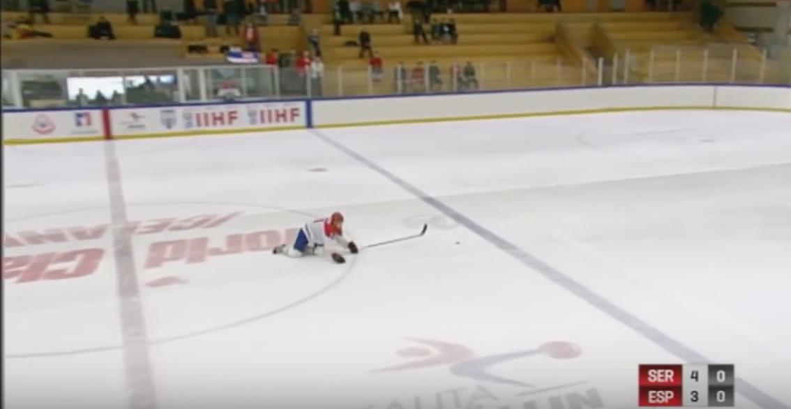serbialaishyökkääjä MM-kisat jääkiekko / Laitataklaus.com
