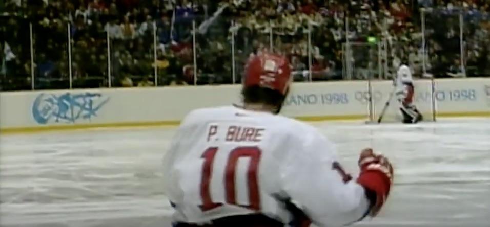 Pavel Bure Nagano Suomi / Laitataklaus.com