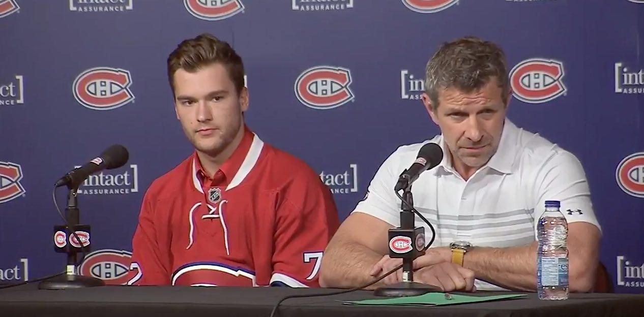 Jonathan Drouin Montreal NHL / Laitataklaus.com