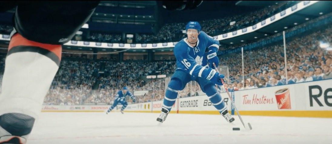 NHL 18 EA Sports / Laitataklaus.com