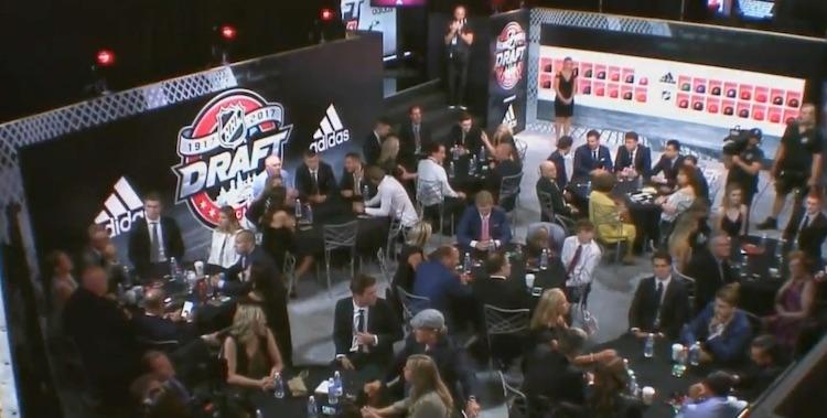 NHL draft 2018 2017 / Laitataklaus.com