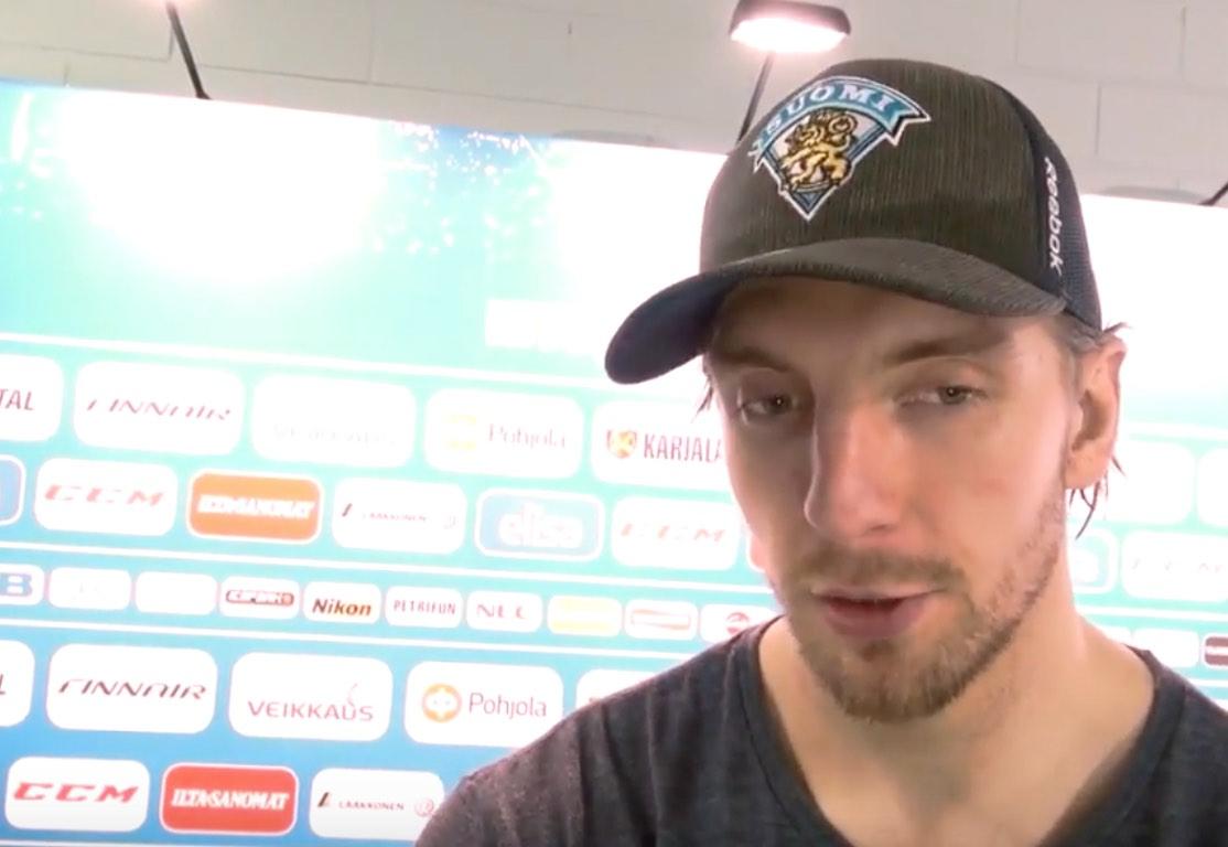 Oskar Osala Magnitogorsk KHL / Laitataklaus.com