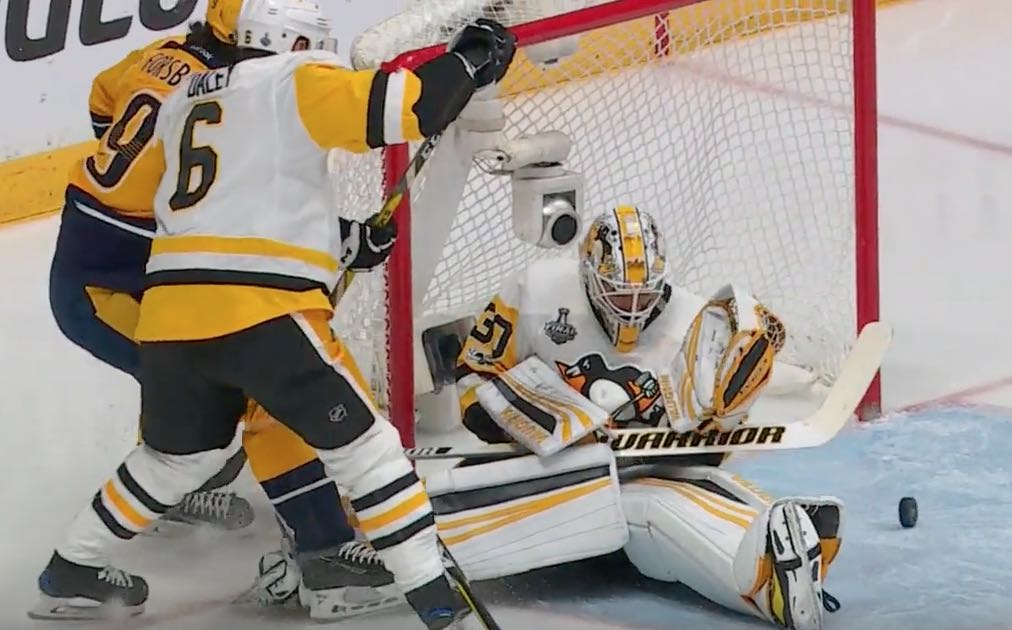 Stanley Cup Pittsburgh NHL / Laitataklaus.com