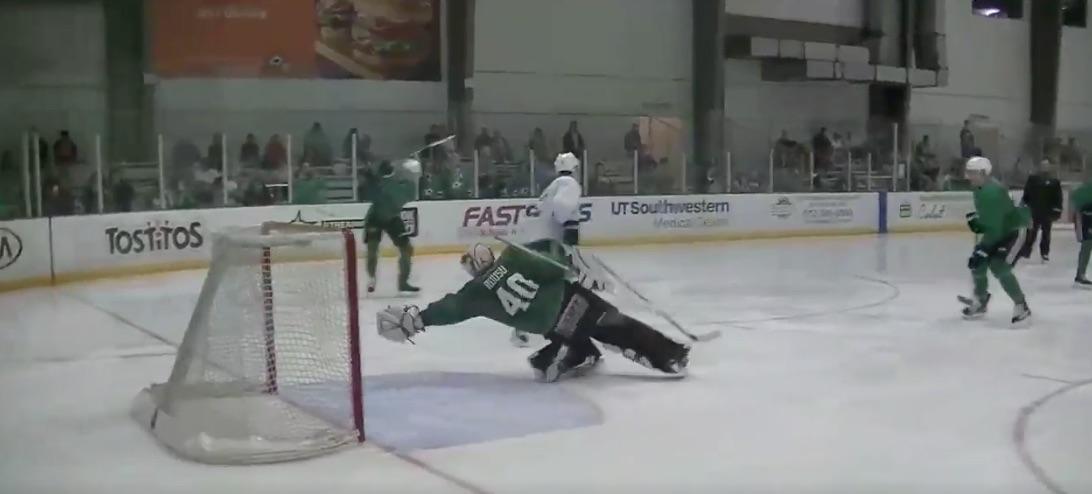 Markus Ruusu Dallas NHL / Laitataklaus.com