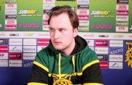 Ville Kolppanen siirtyy KHL:stä SHL:ään ja Rögleen