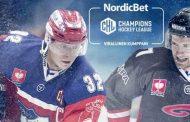 CHL:ssä ratkaistaan viimeiset jatkopaikat – NordicBet näyttää ottelut suorina lähetyksinä
