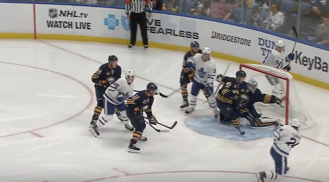 Kasperi Kapanen Toronto NHL / Laitataklaus.com