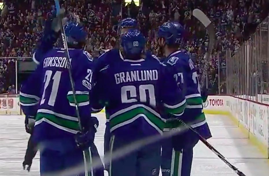 Markus Granlund löysi uuden joukkueen! Ura jatkuu Kanadassa