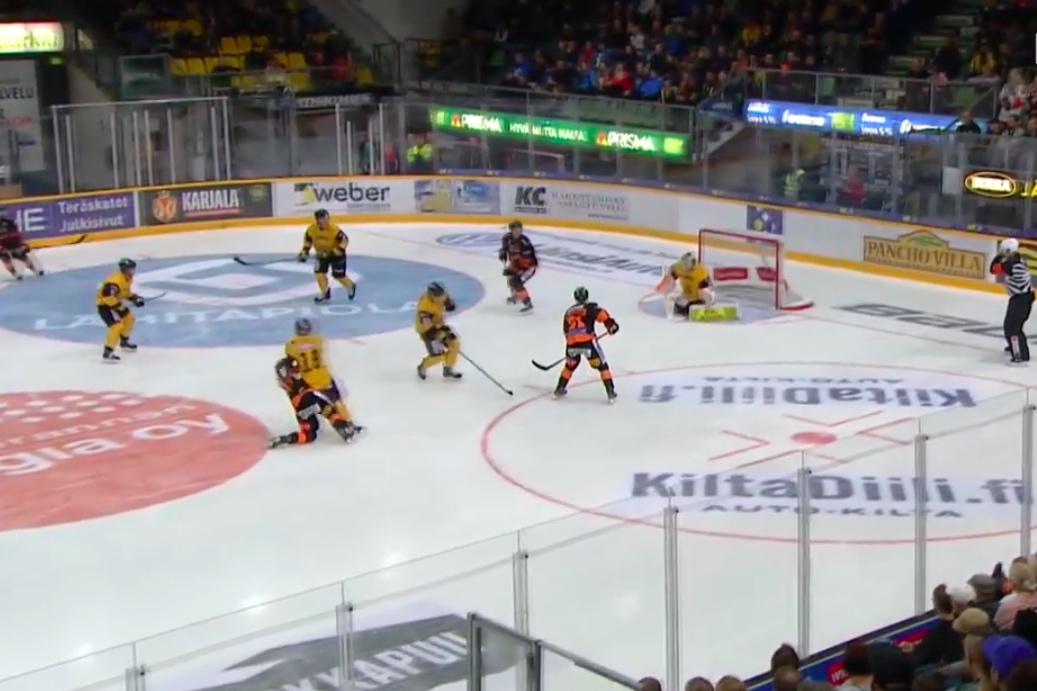 Etelä-Saimaa: SaiPan Kunykille langetettiin viiden ottelun pelikielto
