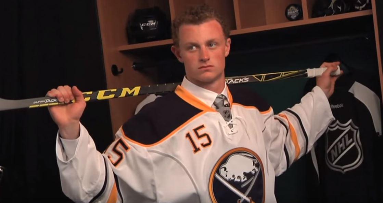 Jack Eichel ja Buffalo Sabres pitkään jatkosopimukseen!