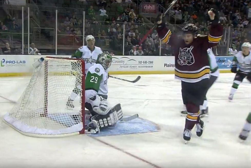 Video: Pulkkinen osui ja tarjoili - Hintzille maali AHL:ssä