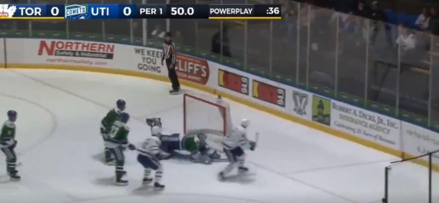 Video: Miro Aaltonen iski maagisen osuman yksilösuorituksella AHL:ssä