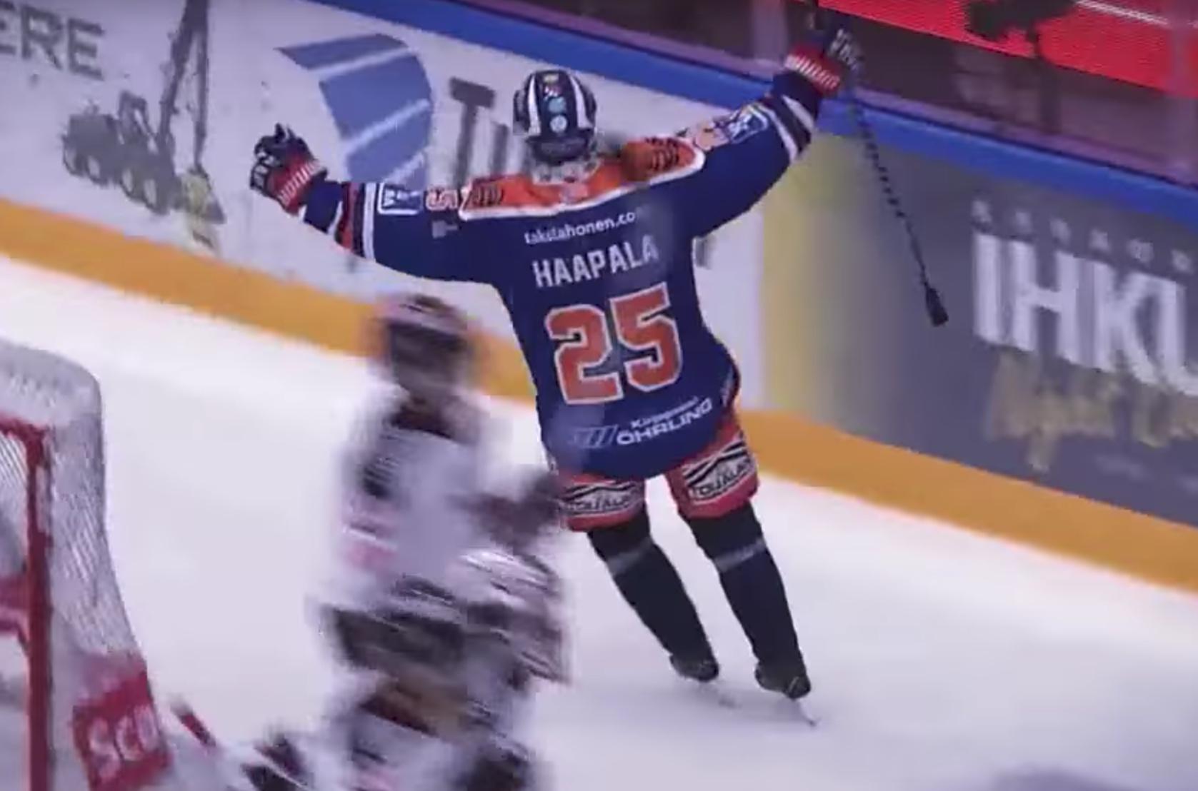 Henrik Haapala nostettiin AHL:sta Florida Panthersiin | Laitataklaus.com