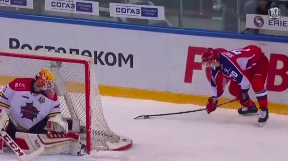 Sergei Shumakov siirtyy NHL:ään - uusi seura Washington Capitals