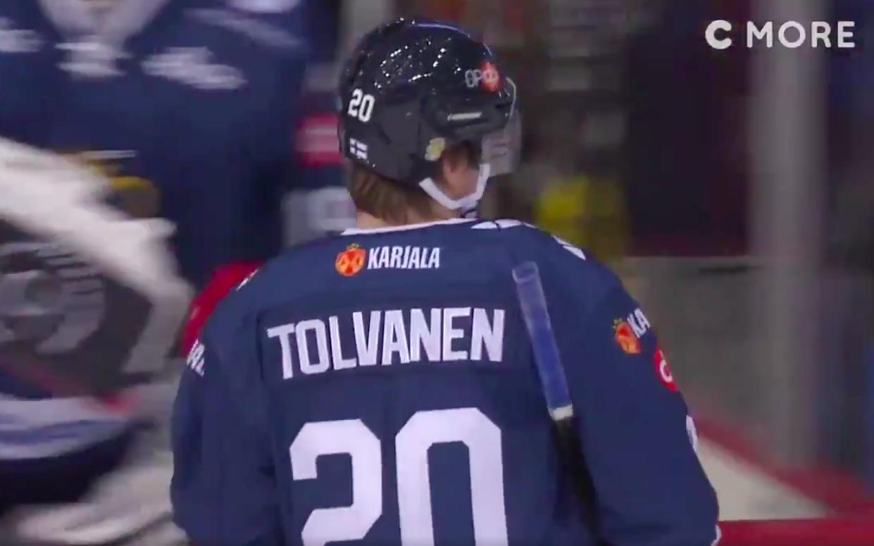Video: Leijonille virheetön saldo Helsingistä - Eeli Tolvanen ratkaisi Kanadaa vastaan