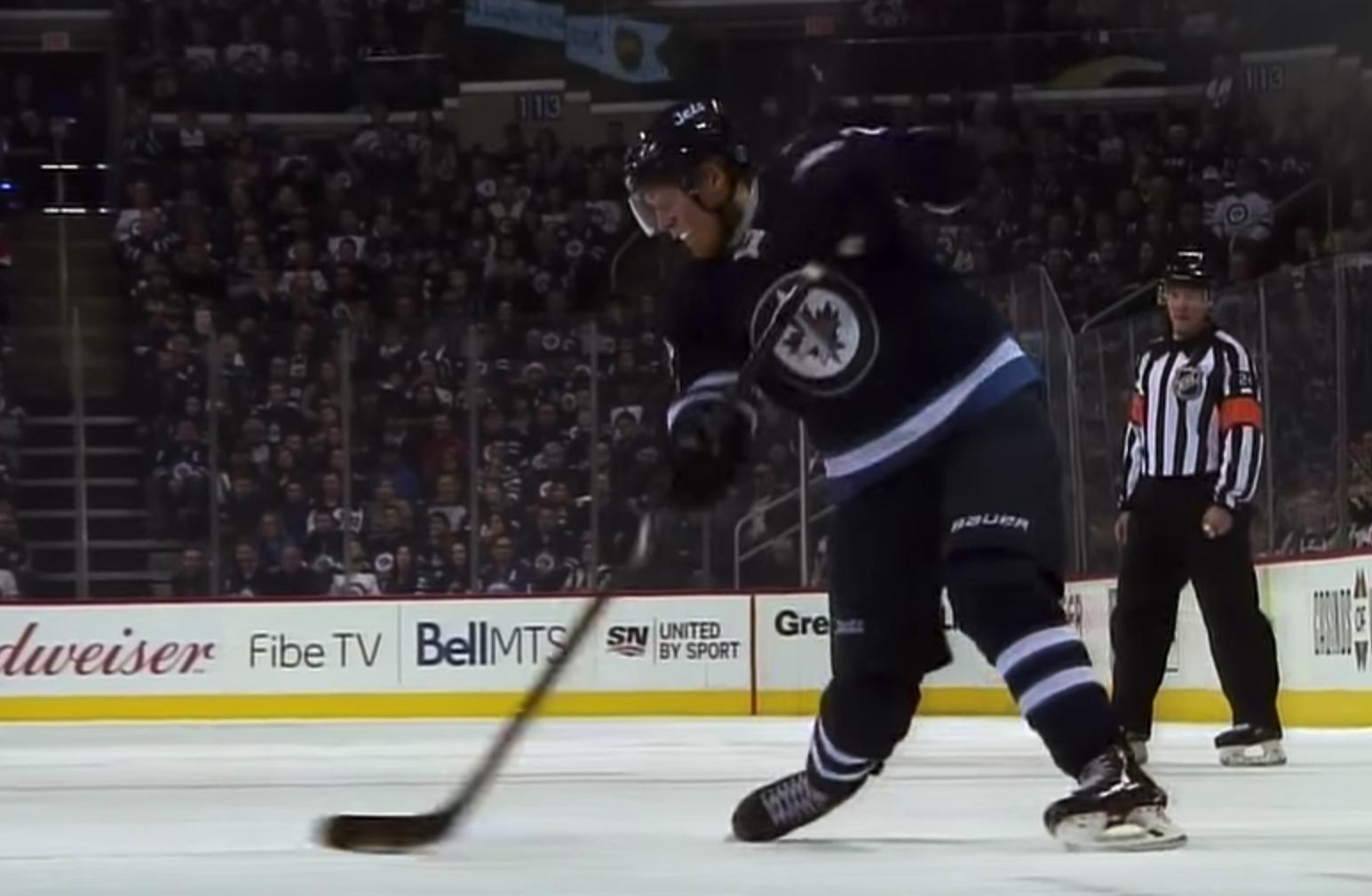 Video: Patrik Laine sivalsi maalin uransa 100. NHL-ottelun kunniaksi   Laitataklaus.com