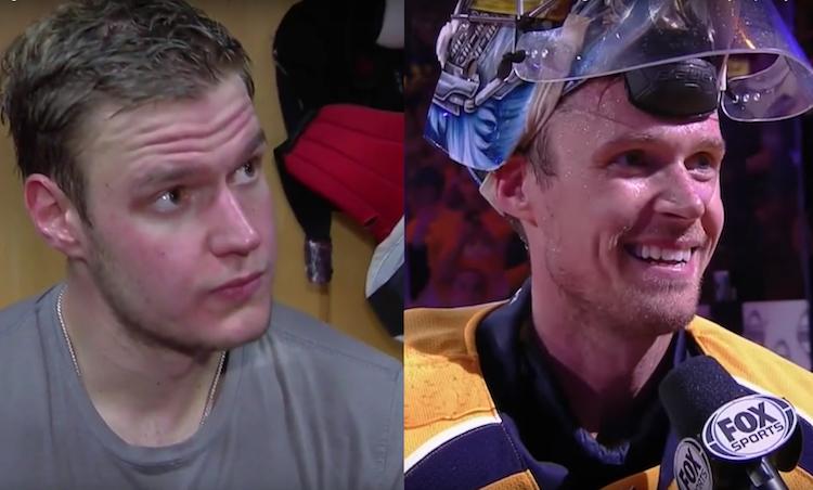 Aleksander Barkov ja Pekka Rinne nähdään tänä vuonna NHL All Star -viikonlopussa.