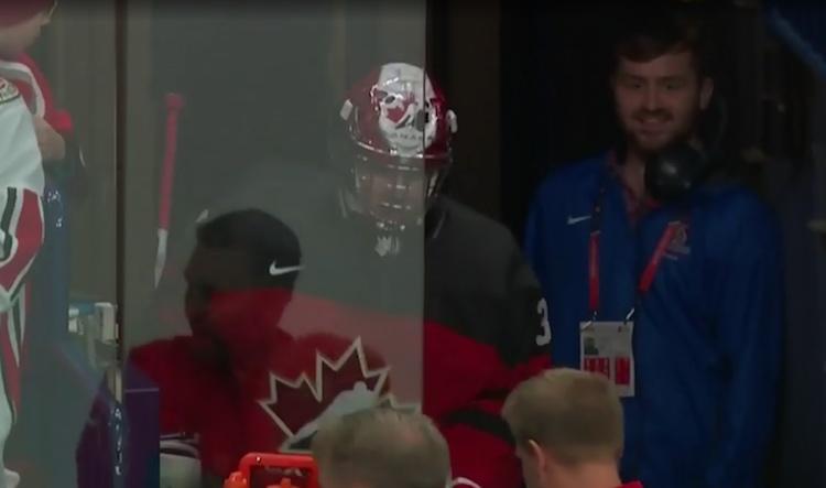 Kanadan alle 20-vuotiaiden maajoukkuemaalivahti Carter Hartin taikauskoisuus menee monien mielestä jo pahasti yli.