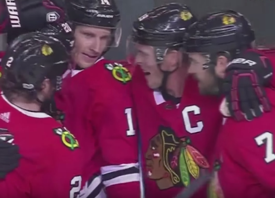 Fanit äänestivät Chicago Blackhawksin peliasun NHL:n kaikkien aikojen komeimmaksi.