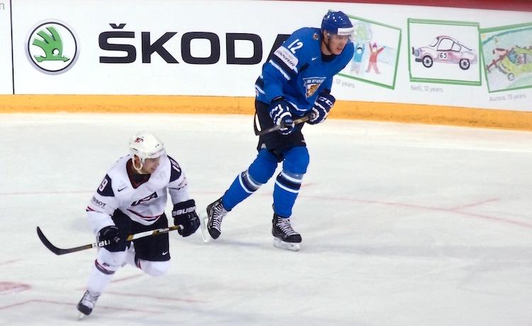 Marko Anttilalla on mittaa hulppeat 203 senttimetriä.