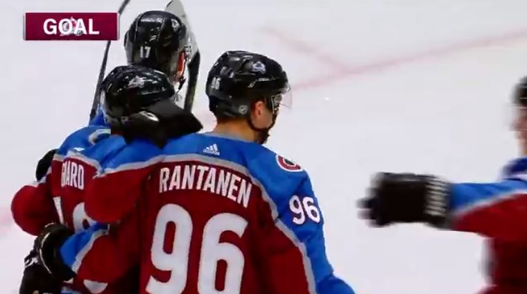 Mikko Rantanen saalisti viime yönä tililleen tehot 1+2, kun Colorado Avalanche kohtasi Minnesota Wildin. Rantanen on jäänyt edellisessä 18 kamppailussa ilman tehopisteitä vain neljään otteeseen.
