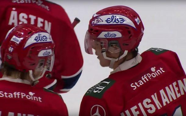 Vaisuille otteille vihdoin syy - Miro Heiskanen pelasi nuorten MM-kisat loukkaantuneena