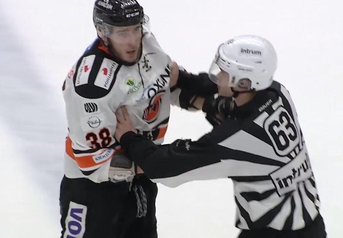 Miro Karjalainen on määrätty yhdeksän ottelun mittaiseen pelikieltoon