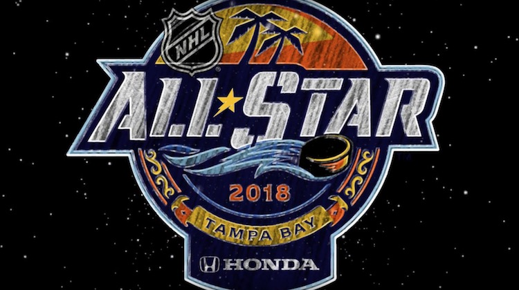 NHL:n All Star -tapahtuma järjestetään Tampa Bayssa, 27.-28. tammikuuta.
