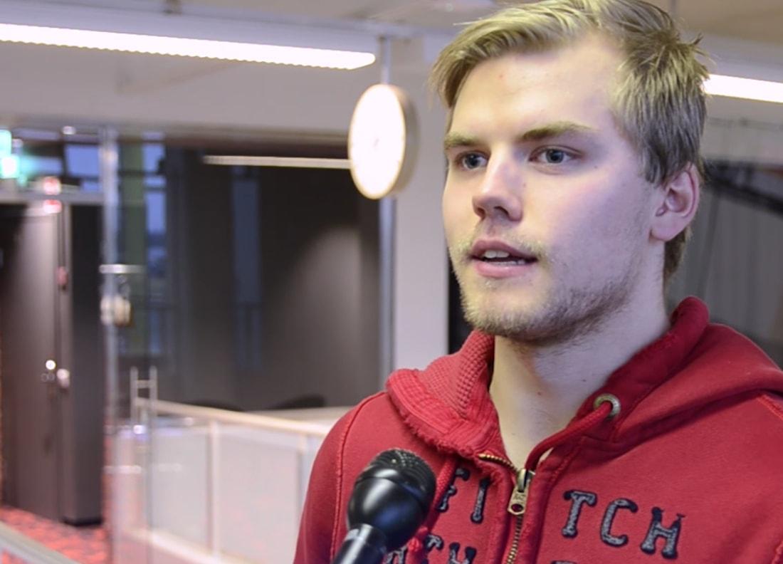 Otto Nieminen on tehnyt TPS:n kanssa vuoden mittaisen jatkosopimuksen
