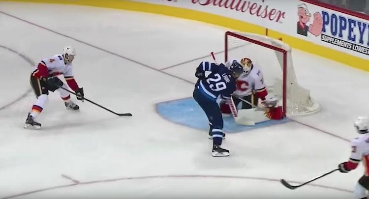 Patrik Laine iski NHL-tulokaskaudellaan 36 runkosarjamaalia ja nyt hän on lähestulkoon samassa tahdissa.