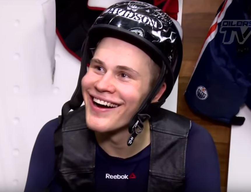 VIDEO: Jesse Puljujärvi aivan ylivoimaisena haastattelussa matsin jälkeen