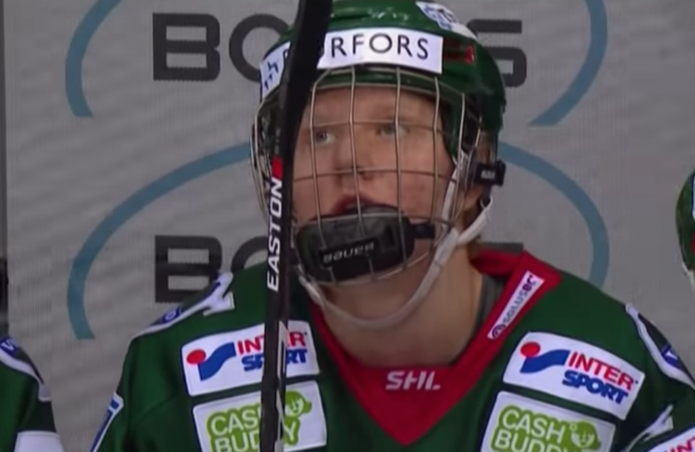 Superlupaava Rasmus Dahlin teki NHL-sopimuksen.