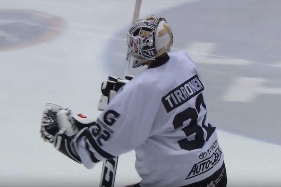 TPS käytti option - maalivahti Rasmus Tirronen jatkaa turkulaisten riveissä