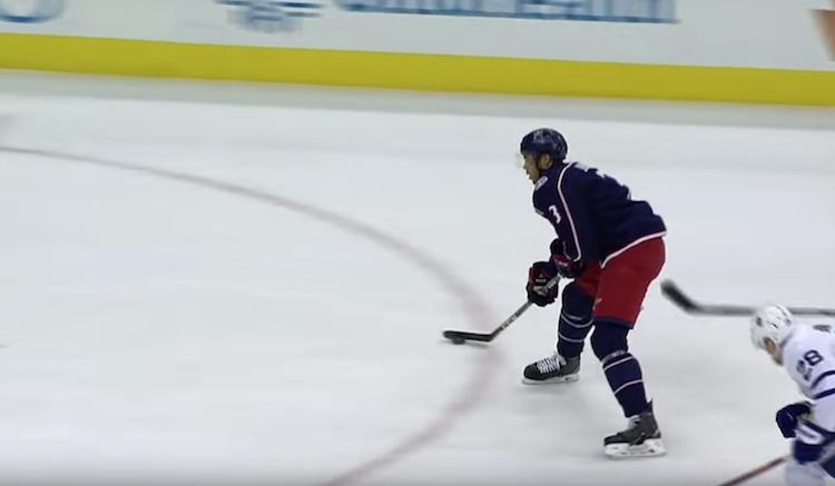 Columbus Blue Jacketsin Seth Jonesista on kovaa vauhtia kehittymässä yksi NHL:n kärkipuolustajista.
