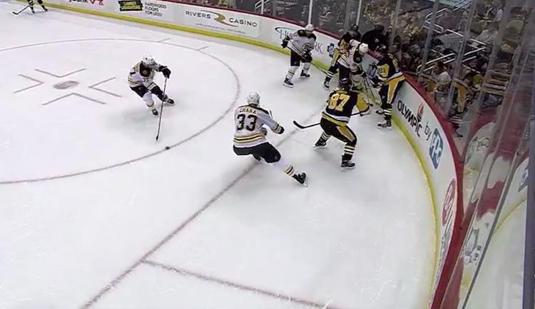 Sidney Crosby on tehtaillut viimeiseen kahteen otteluun uskomattomat tehot 1+6.