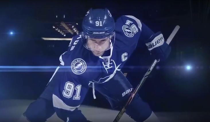 NHL:n All Star -tapahtumassa yhtenä kapteeneista toimii isäntäjoukkue Tampa Bay Lightningin Steven Stamkos.