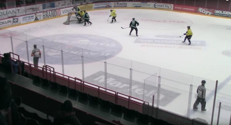 Stenka Karlsson sai törkytempustaan lopulta 15 ottelun mittaisen pelikiellon.