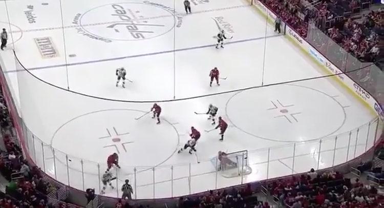 Erik Karlsson iski viime yönä NHL-uransa 500. tehopisteen, kun Senators kohtasi Washingtonin.