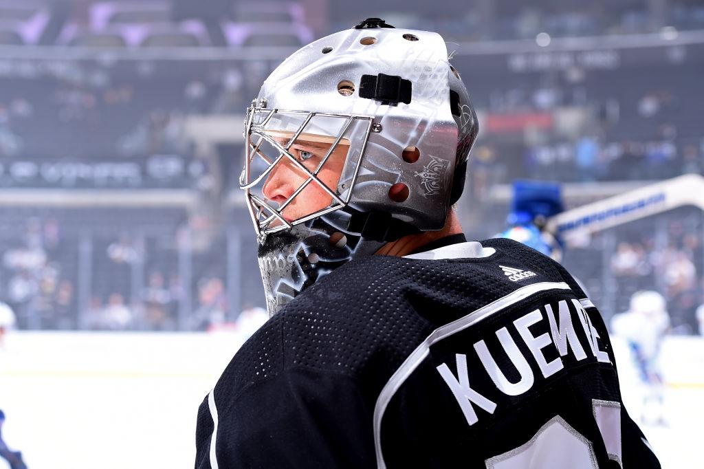 Arizona Coyotes hankki Darcy Kuemperin Antti Raannan aisapariksi.